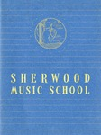 Sherwood Music School Annual Catalog 1948-1950 by Sherwood Music School