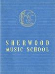 Sherwood Music School Annual Catalog 1948-1950