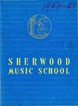 Sherwood Music School Annual Catalog 1950-1951