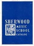 Sherwood Music School Annual Catalog 1957-1960