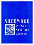 Sherwood Music School Annual Catalog 1960-1961
