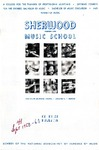 Sherwood Music School Annual Catalog 1962-1963 by Sherwood Music School