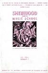 Sherwood Music School Annual Catalog 1965-1966