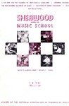 Sherwood Music School Annual Catalog 1967-1968