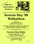 Save the Date: Help Free South African Detainees