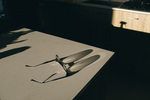 <i>Glasses on table</i> by Connor Huff