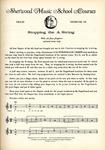 Violin Course: Grade 1, Exercise No. 105