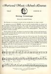 Violin Course: Grade 1, Exercise No. 106