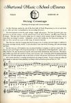 Violin Course: Grade 1, Exercise No. 110