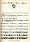 Violin Course: Grade 1, Exercise No. 153