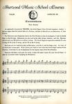 Violin Course: Grade 1, Exercise No. 154