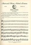 Violin Course: Grade 1, Exercise No. 156