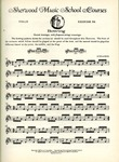 Violin Course: Grade 5, Exercises by Sherwood Music School