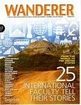 Wanderer: Spring 2013
