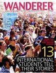 Wanderer: Spring 2014