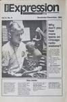 New Expression: November/December 1984 (Volume 8, Issue 6)