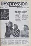 New Expression: November/December 1985 (Volume 9, Issue 7)