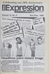 New Expression: November/December 1986 (Volume 10, Issue 8)