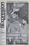 New Expression: November/December 1987 (Volume 11, Issue 8)