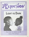 New Expression: January 1992 (Volume 16, Issue 1)