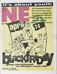 New Expression: April 1995 (Volume 19, Issue 4)