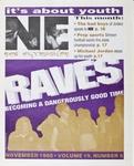 New Expression: November 1995 (Volume 19, Issue 8)