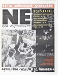 New Expression: April 1996 (Volume 20, Issue 4)