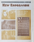 New Expression: November 1999 (Volume 22, Issue 11)